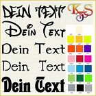 ♡♥ Bügelbild Bügelbilder Hotfix Name  ABC  eigener Text (2) Flexfolie 20 Fb ♡♥