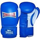 Lonsdale Pro Safe Spar Hook and Loop Boxing Training Gloves