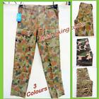 Military Army Trousers Tactical Cargo Combat Cotton Drill Pants Multi Pocket NEW