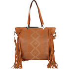 MKF Collection by Mia K. Farrow Mirabelle Fringed Shoulder Bag NEW