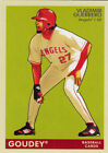 2009 UPPER DECK GOUDEY MLB CARD PICK SINGLE CARD YOUR CHOICE