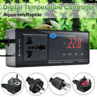 10A 110V/220V Digital LED Temperature Controller Thermostat For Aquarium Reptile