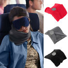 Portable Scientifically Proven Super Soft Neck Support Trtl Travel Pillow Black