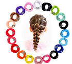 36pcs 60pcs 120pcs 3cm Small Hair Elastic Bands Endless Snag Free Eco Quality