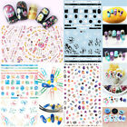 1 SHEET PANDA DECAL NAIL ART STICKERS DIY TIPS DECORATION MANICURE TOOL ACTURAL