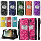 For ZTE Prestige N9132 Composition Book Design Wallet Cover Case Kickstand + Pen