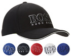 New Hugo Boss Men's Pique Logo Adjustable Trucker Sport Hat Cap 50251244