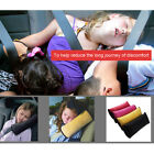 1Pcs Child Car Safety Seat Belt Pillow Shoulder Strap Pad Head Supports Kids
