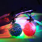 RC Flying Ball Drone Helicopter Built-in Shinning LED Lighting Aircraft Kids Toy