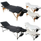 Kyпить Massageliege Aluminium Massagebank Massagetisch Holz Therapieliege Kosmetikliege на еВаy.соm