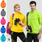 Summer Unisex Rain-proof Sun-proof Thin Sports Jacket Outdoor Fast-dry Coat