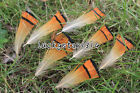 New Perfect 20-200 pcs Natural 5-7 cm/2-3 inches pheasant feathers hot selling