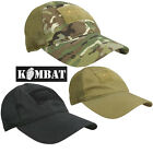 Combat Tactical Operators Mesh Ventilated Baseball Cap Id Panel Airsoft Army Hat