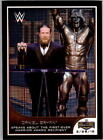 2016 Topps WWE Road To Wrestlemania Wrestling Cards Pick From List