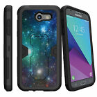 For Samsung Galaxy J3 Prime   Express Prime 2 2017 Case Holster Clip Stand Camo