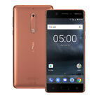 "NEW Nokia 5 (TA-1053) 5.2"" 2GB / 16GB 13MP Main Camera LTE Dual SIM UNLOCKED"