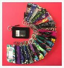 NWT Vera Bradley Zip Id Case (Multi Color Available)