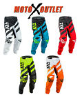 2018 Fly Racing F-16 Pants MX ATV Motocross Off-Road Dirt Bike BMX Riding Gear