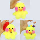 New Cafe Mini Yellow Duck Plush Toy Pendant Stuffed Doll Friend Gift Best