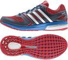 adidas Questar Boost Mens Running Shoes - Red