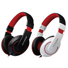 Ovleng HP-X13 Future Sounds Dynamic Premium Stereo Headphones with Microphone