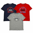 Tommy Hilfiger T-shirt Mens Graphic Tee New York Crew Neck Short Sleeve Ny New