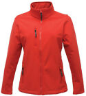Regatta Octagon Ladies Softshell Jacket - Red