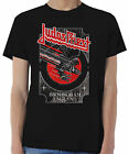 JUDAS PRIEST Silver And Red Screaming For Vengeance T-SHIRT OFFICIAL MERCHANDISE