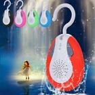 Waterproof Shower Radio FM Portable Bluetooth Speaker With Retail box B20E