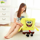 46CM Adorable and soft Spongebob & Patrick plush Toy Doll Free shipping