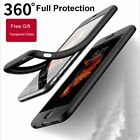 Hybrid 360° New Shockproof Case Soft TPU Skin Cover For Apple iPhone 6 6S 7 Plus