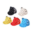 New Fashion Baby Sun Hat Ears Beard Stars Animal Cat Cartoon Baseball Caps