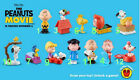 2015 McDonald's Peanuts Movie Happy Meal Toys. You Choose You Own Size Lot!