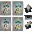 Merry Christmas Christmas Decorations Universal Leather Case For Asus Tablets