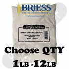 Choose 1-12lb BRIESS PILSEN LIGHT DRY MALT EXTRACT DME Homebrew Brewing Beer