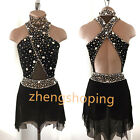 New  Figure Skating & Ice Skating Dress Competition Costume 2723-1