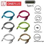 Braided USB Type-C USB-C Type C Charger Charging Cable for Oneplus 5
