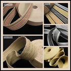 Upholstery chair webbing Traditional jute woven craft sewing tapes sofa straps