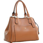 Dasein Gathered Top Satchel 4 Colors