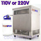 SteamPure PD Stainless Steel Counter Top Pure Water Distiller Steam Pure NEW