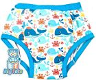 BIG TOTS WHALES adult  training pants baby style*