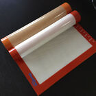 Silicone Fibreglass Oven Liner Pastry Baking Silpat Dough Kneading Mat Non Stick