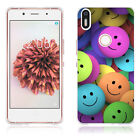 Ultra Thin Case Soft TPU Silicone Rubber Back Case Cover Skin For HTC BQ Doogee