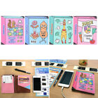Cute Travel ID Card Passport Holder Ticket Protector Cover Case Bag Wallet New