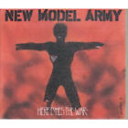 NEW MODEL ARMY Here Comes The War CD Austrian Epic 1993 3 Track Digipack