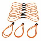 1/5/10 Pcs Resilient Slingshot Rubber Band Natural Latex Catapult Tubing Hunting