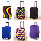 Travel Luggage Cover Protector Dustproof Suitcase Protector Various Patterns