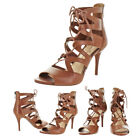 Jessica Simpson Mitta Women's Heeled Dress Sandals Bootie