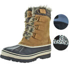 Moda Essentials Revenant 6 Mens Winter Snow Boots Rubber Duck Toe
