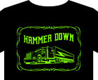 Trucker T shirt up to 5XL Truck Scania Mack Volvo MAN Mercedes Isuzu